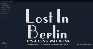 Lost In Berlin home page